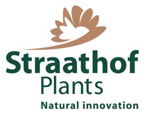 Straathof_Plants_logo+slogan